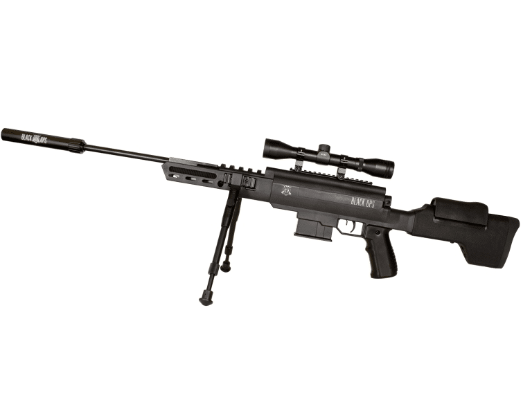 Black Ops Tactical Sniper Air Rifle